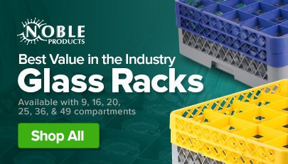 Noble Glass Racks - See Our Entire Line