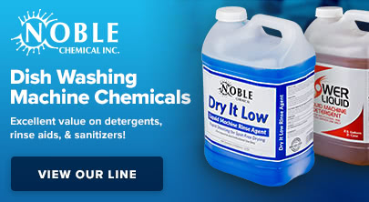 Shop Noble Chemical Dish Washing Chemicals