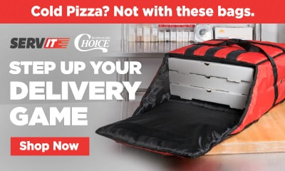 Choice / ServIt Pizza Delivery Bags