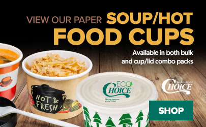 Shop Soup/Hot Food Cups