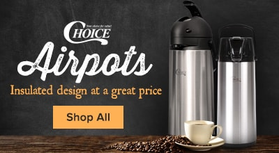 Shop Choice Airpots