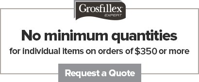 Grosfillex Minimum Order