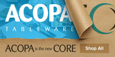 Shop Acopa Tableware