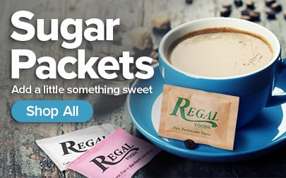Shop Regal Sugar Packets