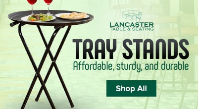 Shop Tray Stands
