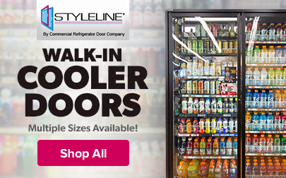 Shop All Walk-in Cooler Doors