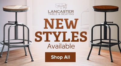 New LT&S Screw Top Stools