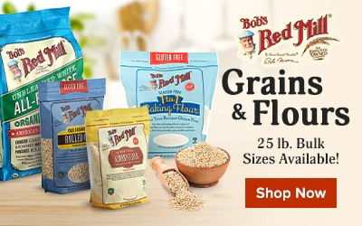 Bulk Grains and Flours