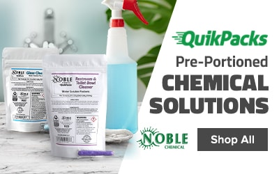 QuikPacks Pre-Portioned Chemical Solutions