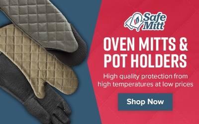 SafeMitt Mitts and Pot Holders