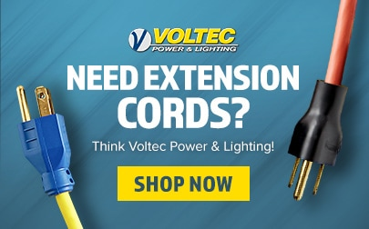 Voltec Light Use Extension Cords