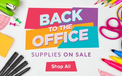 Back to the Office Supplies On Sale Now