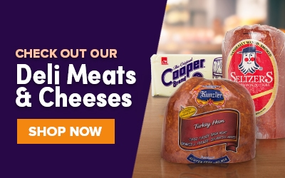 Shop Deli Meats and Block Cheeses