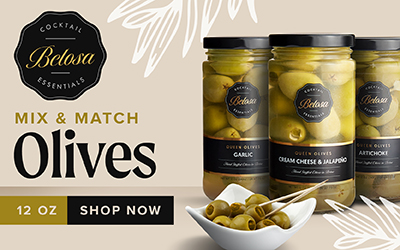 Mix & Match 12oz Olives