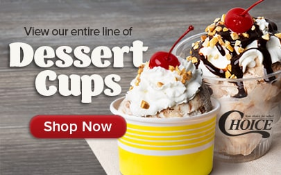 Shop Choice Dessert Cups