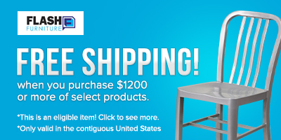 Flash Furniture Free Shipping $1200