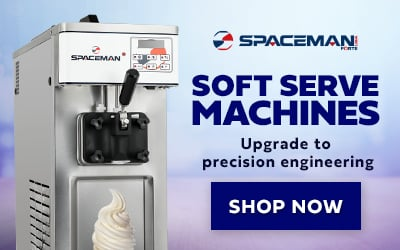 Shop Spaceman Soft Serve Machines