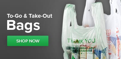 Shop To Go and Takeout Bags