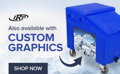 IRP Ice Caddy Custom Graphics