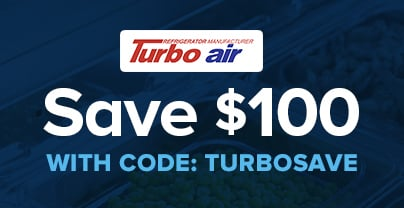Turbo Air Discount