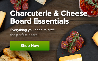 Shop Charcuterie and Cheese Board Essentials