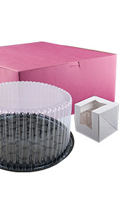 Bakery Boxes and Containers