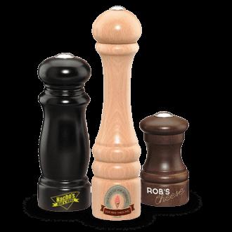 Custom Salt Shakers