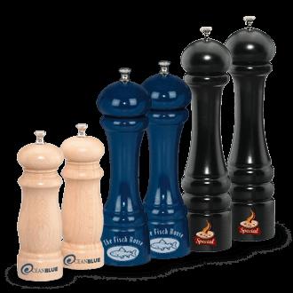 Custom Salt & Pepper Mill Sets