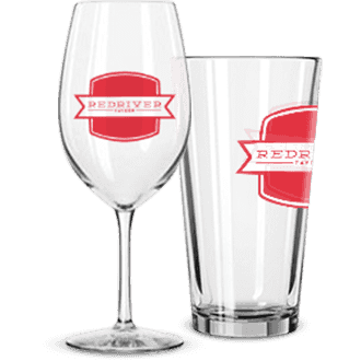 Custom Libbey Glasses