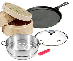 Cookware Covers and Accessories