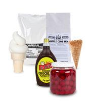 Ice Cream Supplies