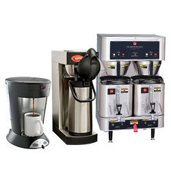 Airpot Satellite And Single Serve Machines