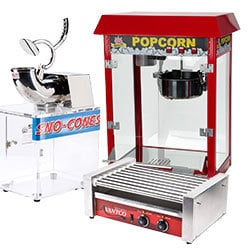 Concession Merchandising Equipment