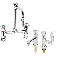 Laboratory and Medical Faucets