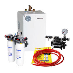 Water Heaters and Filtration Systems