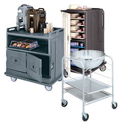 Food and Beverage Service Carts