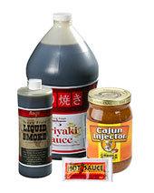 Sauces, Salsas, and Marinades