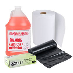 Janitorial Disposables and Supplies