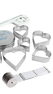 Garnishing Tools and Accessories