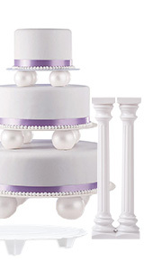 Tiered Cake Supplies