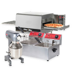 Pizza Ovens and Pizza Equipment