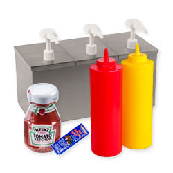 Condiment and Topping Supplies