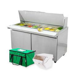 Refrigeration and Storage Supplies