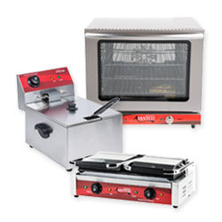 Cooking and Holding Equipment