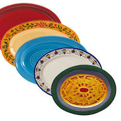 Mexican-Inspired Dinnerware