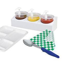 Cafeteria Service Supplies
