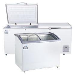 Ice Cream Display and Storage Freezers