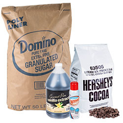 Bakery Supplies: Mixers, Ingredients, & Cake Supply
