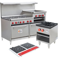 cooking equipment commercial ranges - Commercial Kitchen Equipment