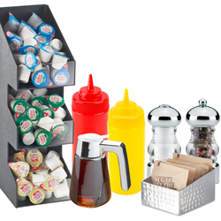 Condiment Holders And Dispensers